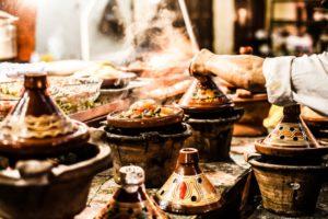 Food stalls flood Plaza de Yamaa el Fna