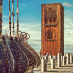 important monument of rabat, Morocco