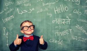 Learn languages with Ahlan World
