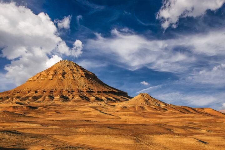 Bahariya in Egypt