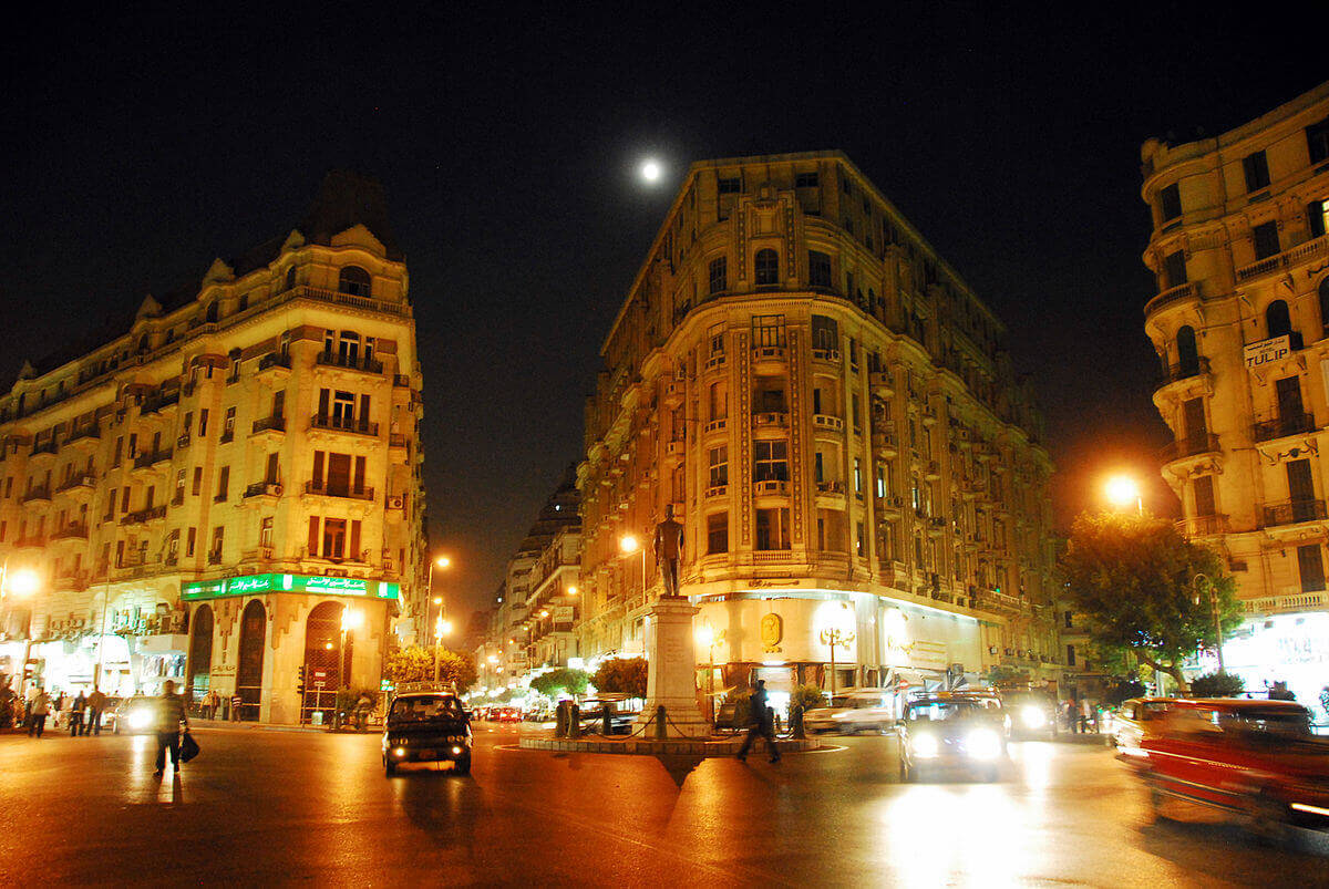 Cairo, downtown