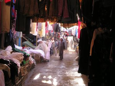 Market in Egypt, Luxor
