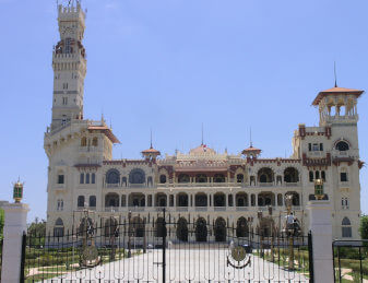 The Montaza palace