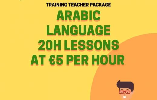 Arabic course 20h 2020 b